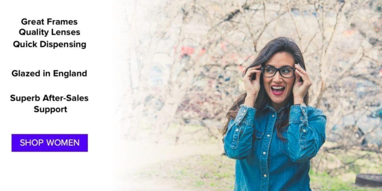 Womens Glasses - Easy Optical